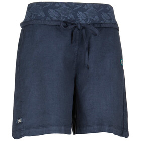 E9 Hit Shorts Women, blue navy